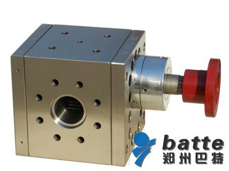 熔体流动速率体积法概述 巴特zb-k系列熔体齿轮泵结构特点.图片