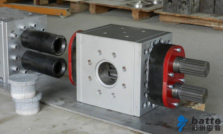 双轴驱动齿轮计量泵欣赏