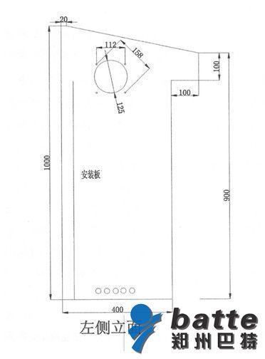 熔体泵安装图