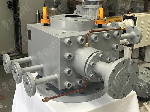 PLA釜底计量泵